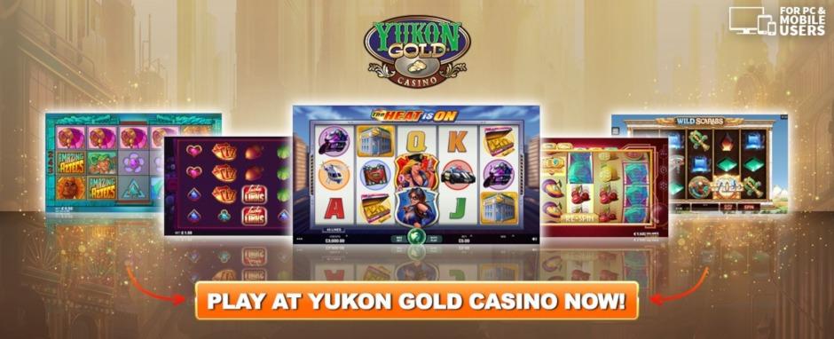 yukon gold casino bonuses