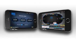 888 poker mobile app