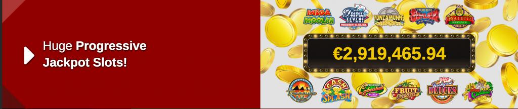 Casino action promo