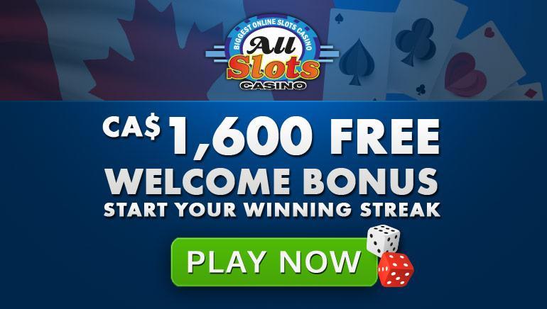 all slots casino canada