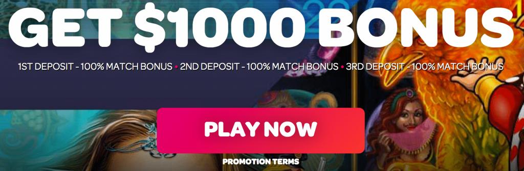 spin casino promo