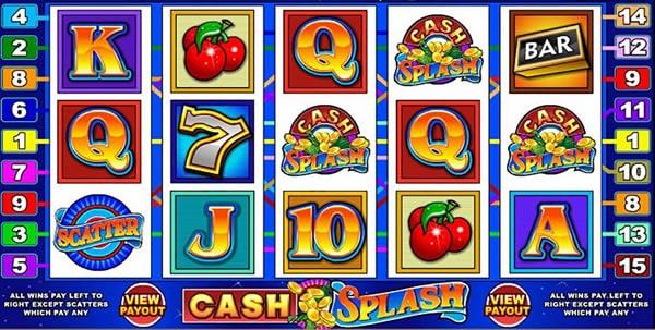Cash Splash Slot reivew