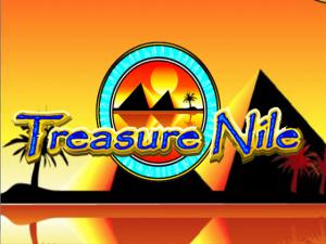 Treasure Nile Slot canada