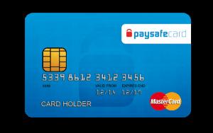 paysafecard gambling card