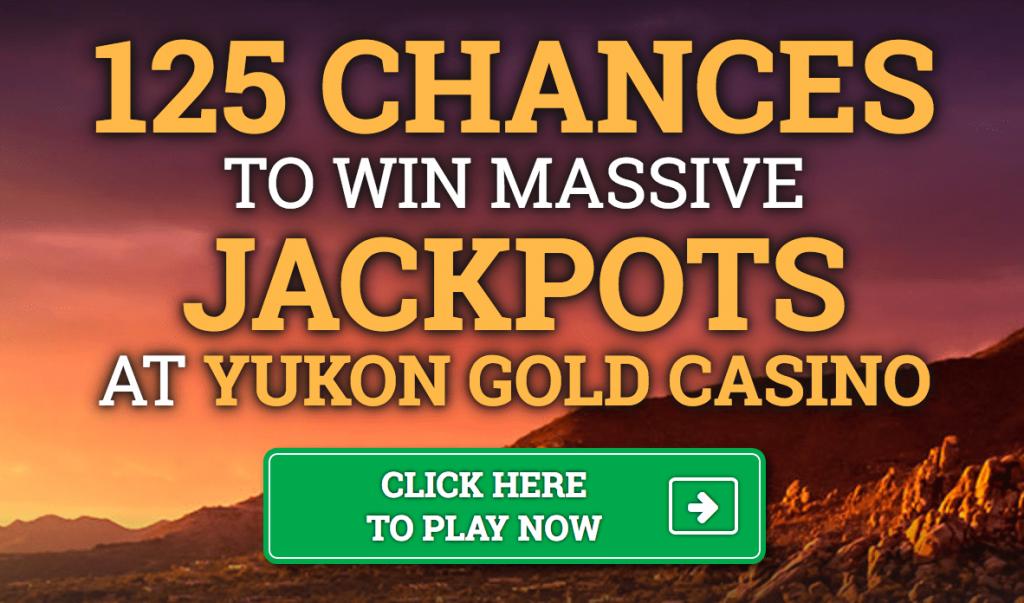 yukon gold casino promo