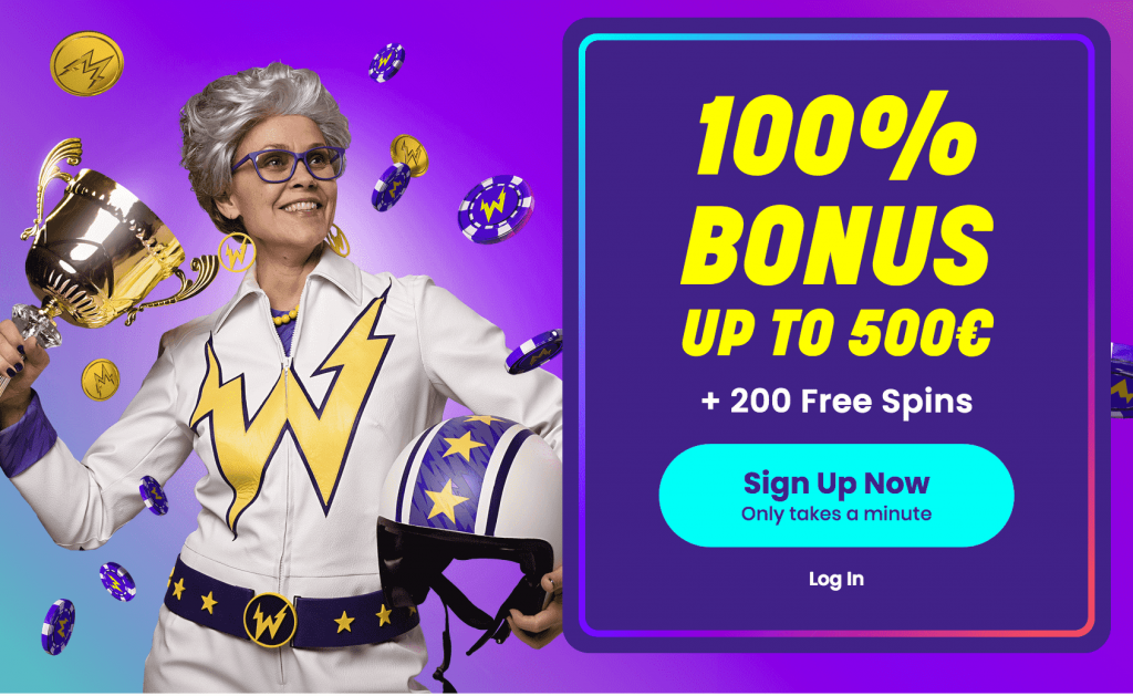 Wildz casino offers