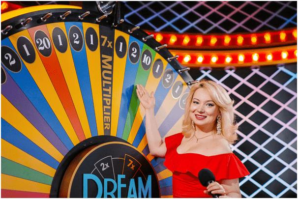 Dream Catcher live casino Canada