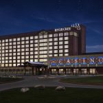 River Cree Casino Address
