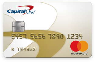 Capital One card casino
