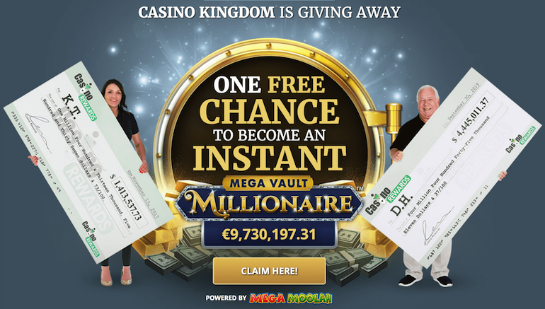 Casino Kingdom offer