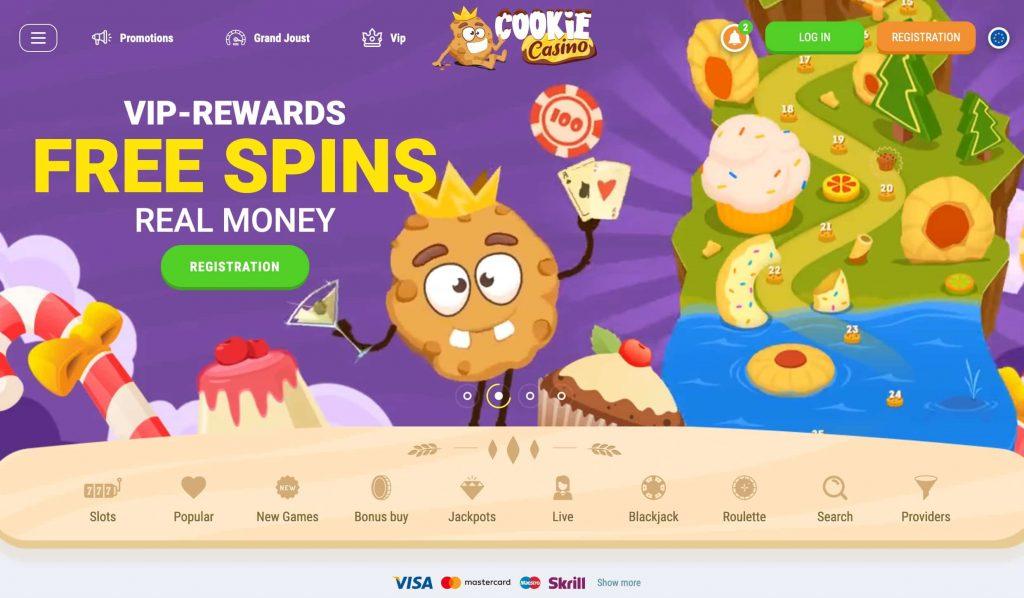 Cookie Casino canada