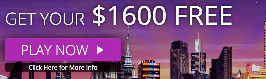 Jackpot city casino offer