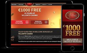 Villento Casino mobile