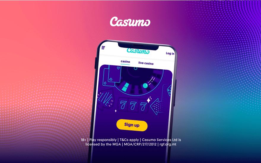 Casumo Casino Mobile