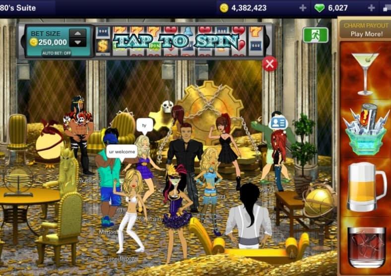 Vegas World Casino Gameplay