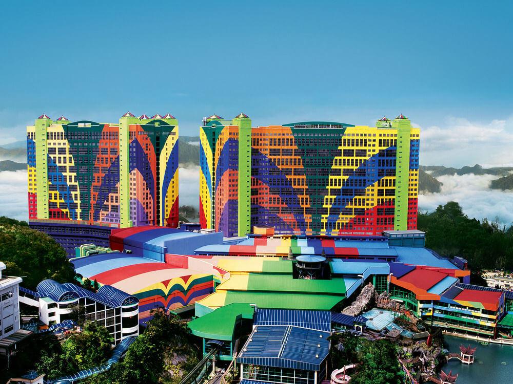 Weirdest Casino Locations