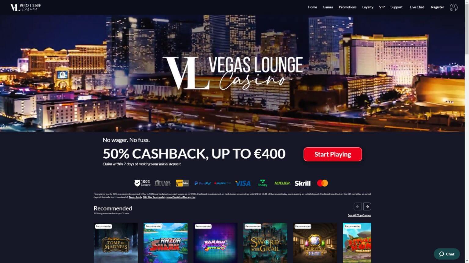 Vegas Lounge Casino